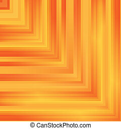 Orange abstract vector background