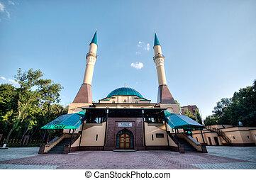 moschee, Donetsk, Ukraine