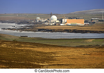 Dounreay Nuclear Power Plant - Scotland - Dounreay is the...