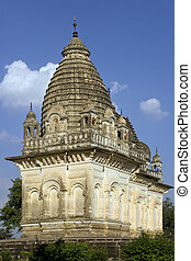 Khajuraho - Madhya Pradesh - India - One of the Khajuraho...