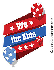 We the kids - Constitution Day - Drawing Art of We the kids...