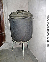 Antique, old Water heater