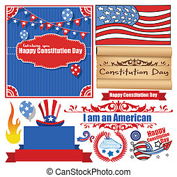 Constitution Day Celebration - Drawing Art of Constitution...