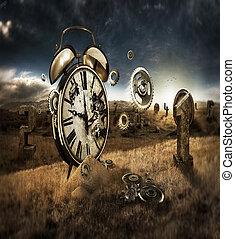 nada, pero, tiempo