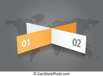 Business Technology Abstract Background