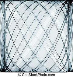 VECTOR, modern abstract design