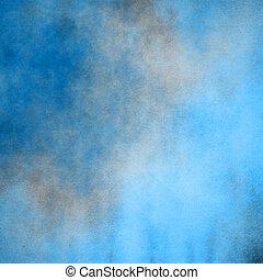 Blue Vintage background