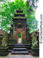 Pura,Tirtha, Empul, temple in Bali, Indonesia - Pura,Tirtha,...