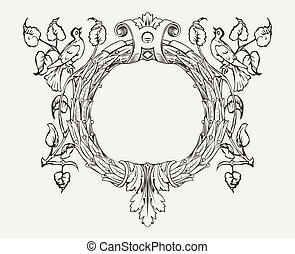 Wreath With A Dove