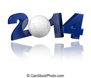 Handball 2014 design