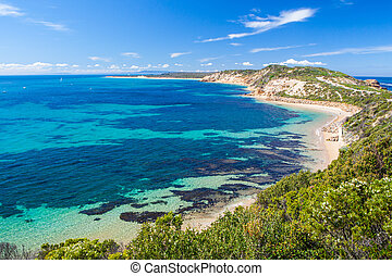 Point Nepean On A Summer's Day - Point Nepean and Port...