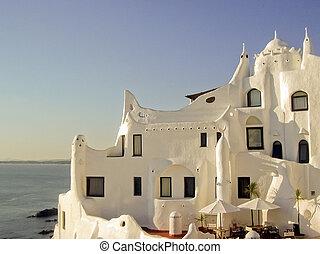 Casapueblo House in Punta del Este - Casapueblo house in...
