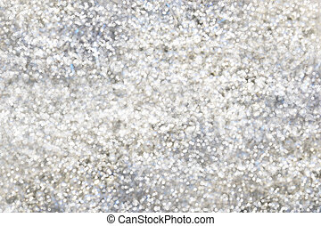 Christmas glitter - Glittery Christmas background with bokhe...