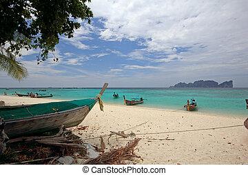 Phi Phi Island - Koh Phi Phi Don Island Thailand Asia