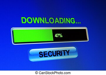 Download security