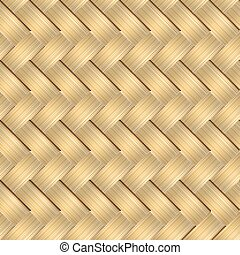 basket weave pattern - a seamless pattern of a weaved...