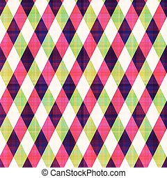 seamless abstract checkered pattern
