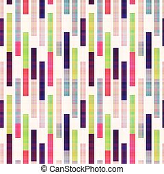 seamless abstract geometric striped pattern