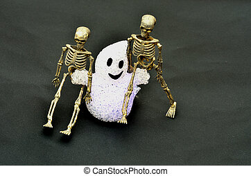 Ghost and Skeletons