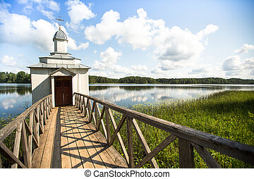 Intercession monastery of Tervenichi, Russia nunnery