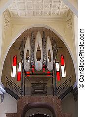 Sanctuary of Mary Madgalene - Novelda - Spain
