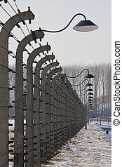 Birkenau Nazi Concentration Camp - Poland - Auschwitz...