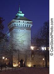 St Florian's Gate - Krakow - Poland