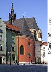 Rynek Square - Krakow - Poland