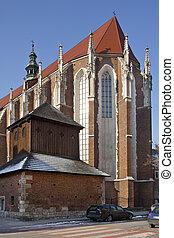 Krakow - Church of St Catherine - Poland