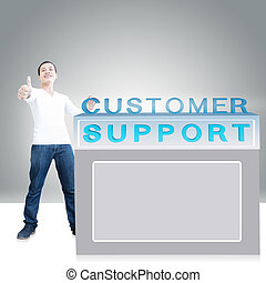 Counter Customer Support