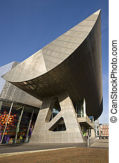 Lowery Centre - Salford Quays - England - The Lowery Centre...