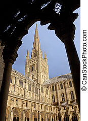 Norwich Cathedral - Great Britain