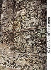 angkor, wat, -, camboya