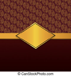 Abstract pattern background - Abstract background with...