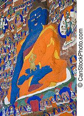 Palhalupuk Temple - Lhasa - Tibet