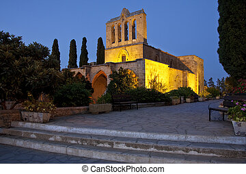 Bellapais Monastery - Turkish Cyprus - The Gothic monastery...