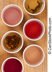 Chinese Herbal Teas - Selection of Chinese Herbal Teas