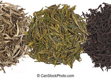 Chinese Tea - A range of Chinese Green Tea - They are:...