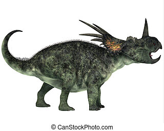 Styracosaurus Profile - Styracosaurus was a genus of...