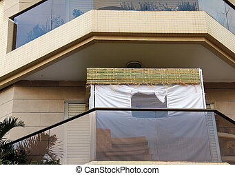 Jewish Holiday Sukkah - A Jewish Holiday Sukkah is a...