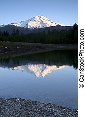 Mount Baker-Snoqualmie National Forest Baker Lakes...