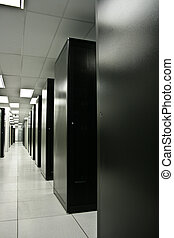 IDC - this s the insde of a data center