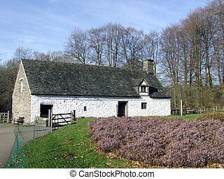 18th Century Farmhouse - 18th Century farmhouse at St...