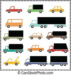 Various truck