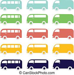 Van car set
