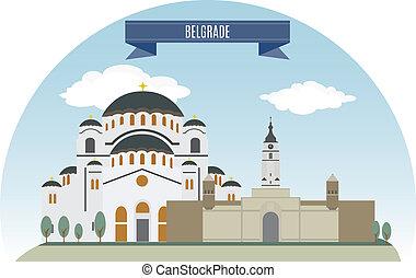 Belgrade  - Belgrade, Serbia. For you design