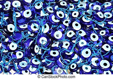 Evil Eye Amulets - Evil Eye Turkish traditional amulets from...