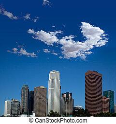LA Los Angeles Downtown cityscape California USA