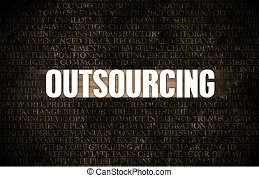Outsourcing in Business as Motivation in Stone Wall