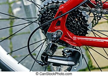 Bicycle detail 4